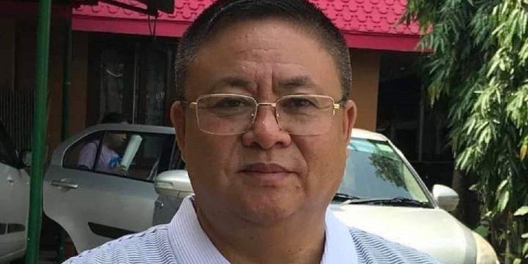 N Loken Singh appointed as Manipur Congress interim president 1