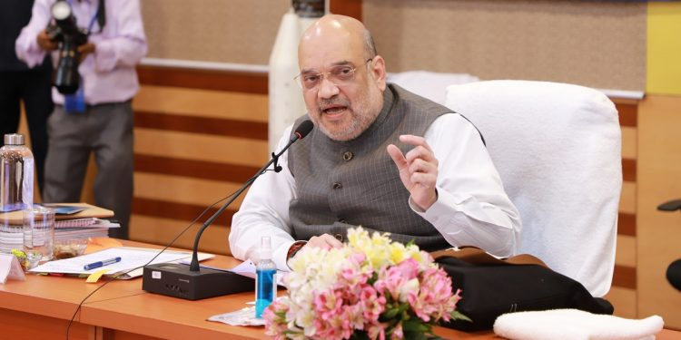 Amit Shah's silence on ILP issue irks Meghalaya pressure groups, say 'it's an insult to indigenous people' 1