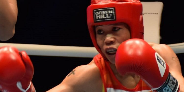 Manipur's 'magnificent' Mary Kom wins round of 32 bout, advances to pre-quarters 1