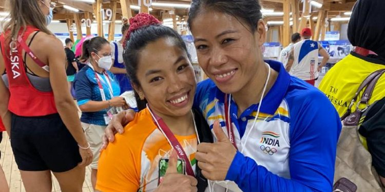 'Waiting for your Gold': Manipur CM Biren Singh wishes Mary Kom 1