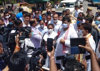 Unfortunate that Assam CM is ready to cede land to Mizoram if Centre wishes: Congress 1