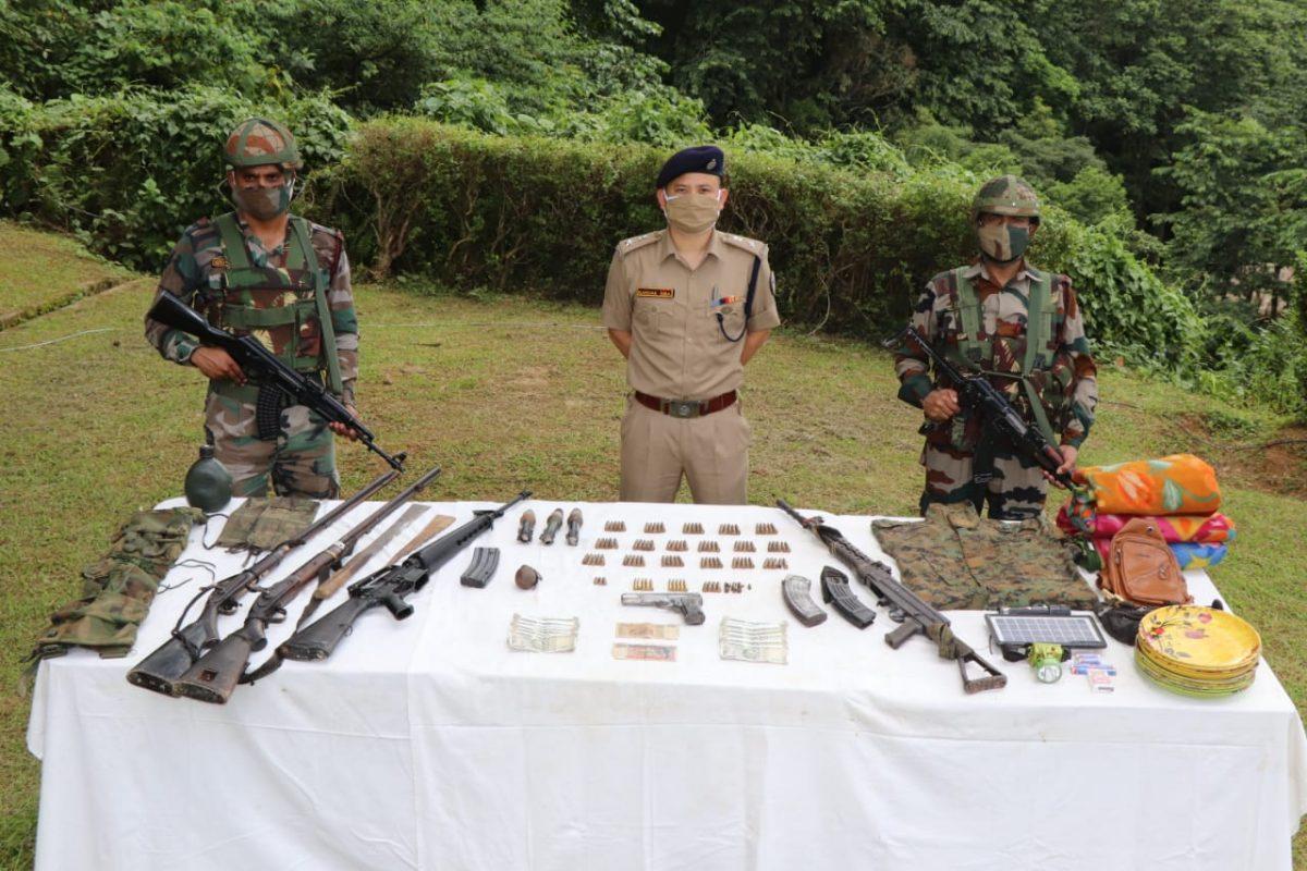 Two NSCN-K (YA) militants gunned down in Arunachal Pradesh 5