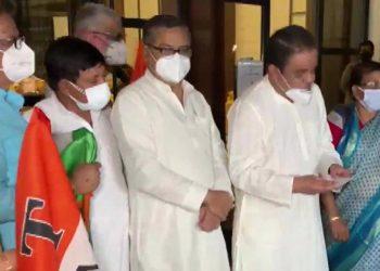 Tripura: Senior Congress leader Subal Bhowmik joins TMC in Agartala 9