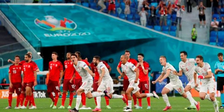 The Footprints: Rhythms of the Euro Cup 2021 1