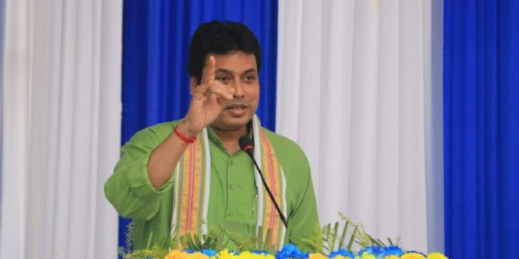 Government working transparently for welfare of State, says Tripura CM Biplab Deb 1