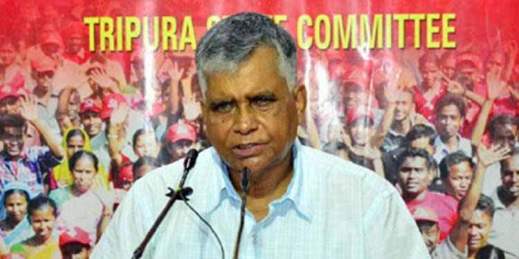 CPI-M accuses BJP-led Tripura Government of 'not standing' with people of State during pandemic 1