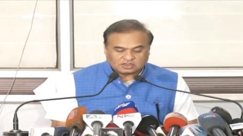 Assam CM Himanta Biswa Sarma urges Centre to ban Amnesty International, says organisation directly involved in Pegasus plot 1