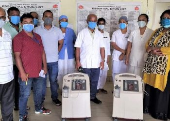 Assam: NEADS oxygen concentrators bank gives yeoman's service during pandemic 1