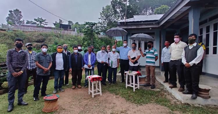 Meghalaya: James Sangma initiates people-centric governance project to create awareness on climate change 4