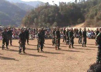 Kuki Revolutionary Army
