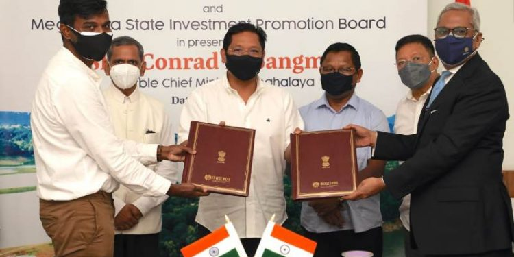 Meghalaya signs pacts with commerce ministry to boost investment 1