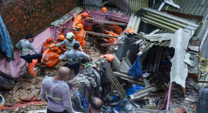 24 killed in Mumbai house collapse incidents 1