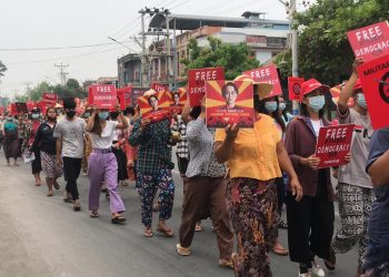 Myanmar Army releases 2,200 jailed protesters 5