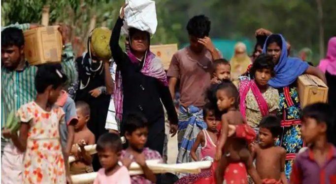 Myanmar nationals (File image).