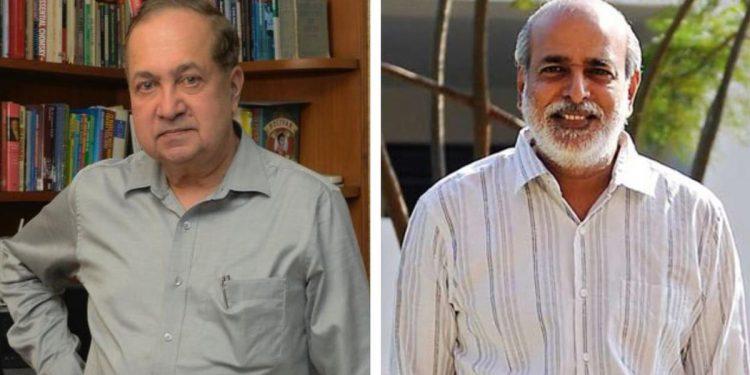 N. Ram and Sashi Kumar