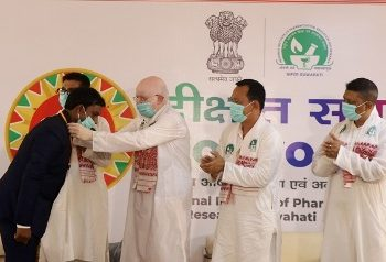 Assam: Degrees awarded to 140 students in NIPER's 4th Convocation 1