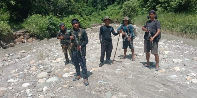 Assam: NLFB chief M Batha, top leaders Bidai, Birkhang surrender with 20 rebels in Udalguri 1