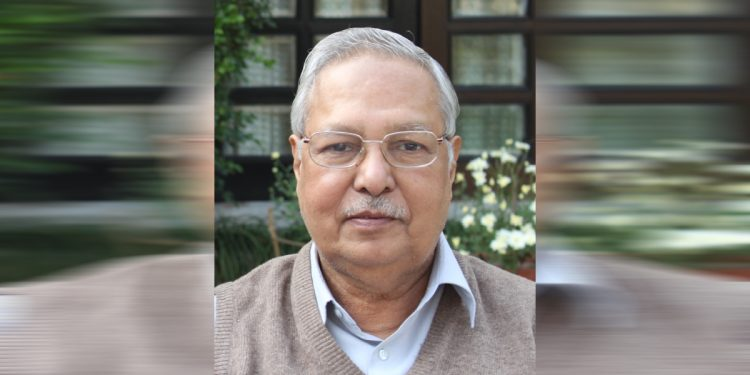 Eminent entrepreneur and tea planter from Assam - Mahadeo Jalan passes away 1