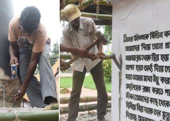 Tripura: Bangladesh intellectuals urge Indian authorities to restore 1971 Liberation War memorials in Agartala 6