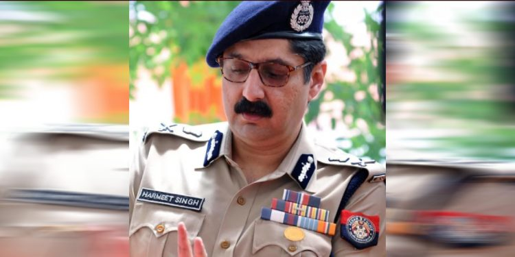 Assam: ADGP Harmeet Singh appointed as Guwahati Police Commissioner 1