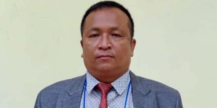 Rajya Sabha MP from Mizoram, K Vanlalvena