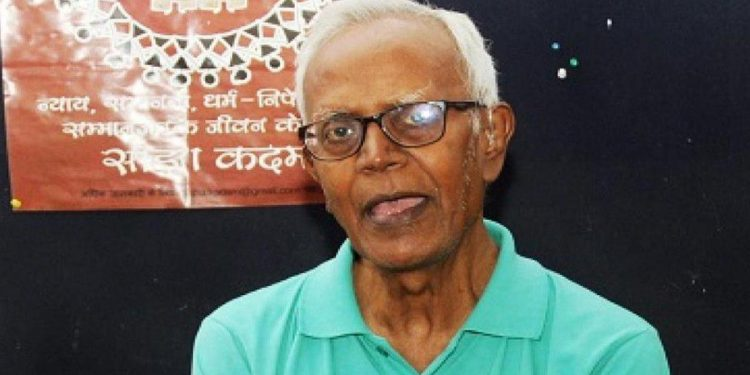 Activist Stan Swamy's death: We mourn dying of democracy in India, says North-East Catholic Research Forum 1