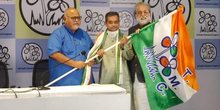 Former President Pranab Mukherjee's son, ex-MP Abhijit Mukherjee joins TMC 1