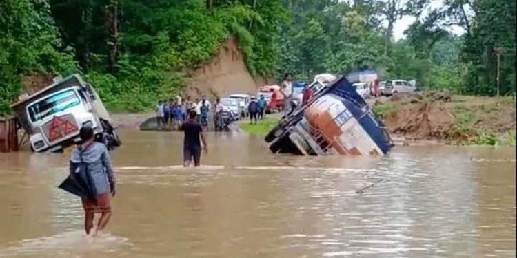 Tripura rainfall