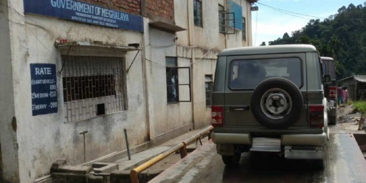 Meghalaya under Centre's scanner for setting up weighbridges along NH-6 'without' permission 1