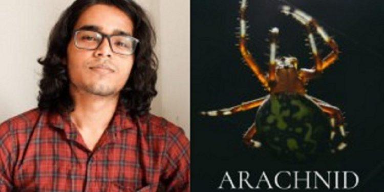 Tripura youth's debut novel goes global, published by Canada-based publishing house 1