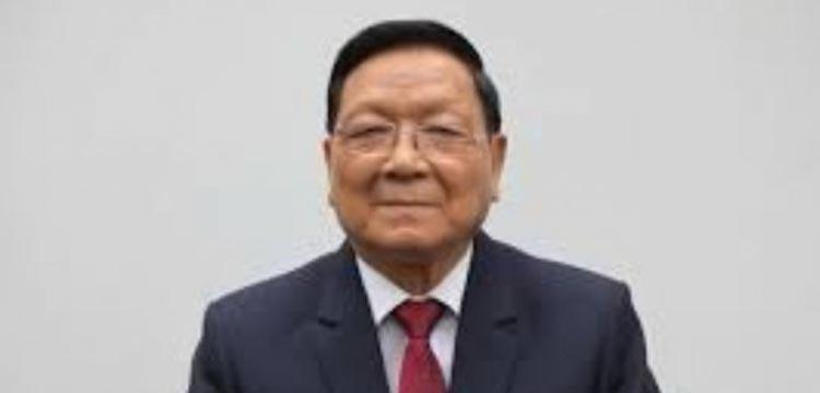 Mizoram deputy chief minister Tawnluia