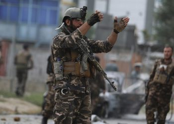 Looking West: Armed overwatch, the last option in Afghanistan 3