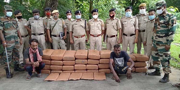 ganja cannabis Tripura