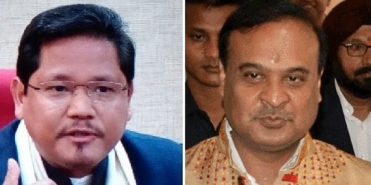 Assam-Meghalaya border issue: Chief Ministerial level talks today in Guwahati 1
