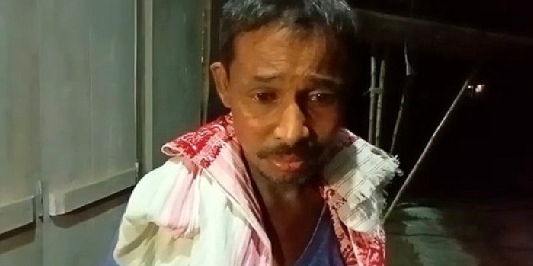Police arrested the accused identified as Narayan Haloi on Saturday morning.