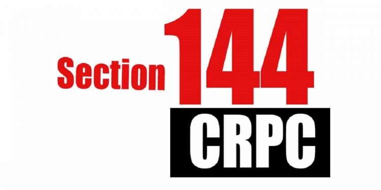 Nagaland: Section 144 CrPC clamped in Tizit sub-division of Mon district 1