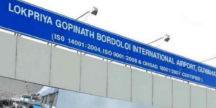 Adani removes Bharat Ratna Gopinath Bordoloi's name from Guwahati Airport! 1