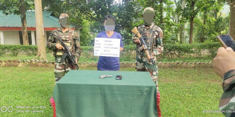 Nagaland: Two NSCN rebels held in Dimapur 1