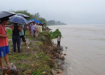 Flood situation in Arunachal Pradesh's East Siang district grim 3