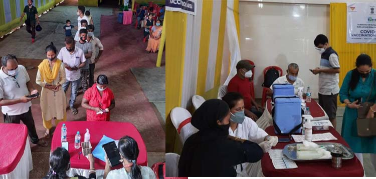 Covid19 vaccination camp