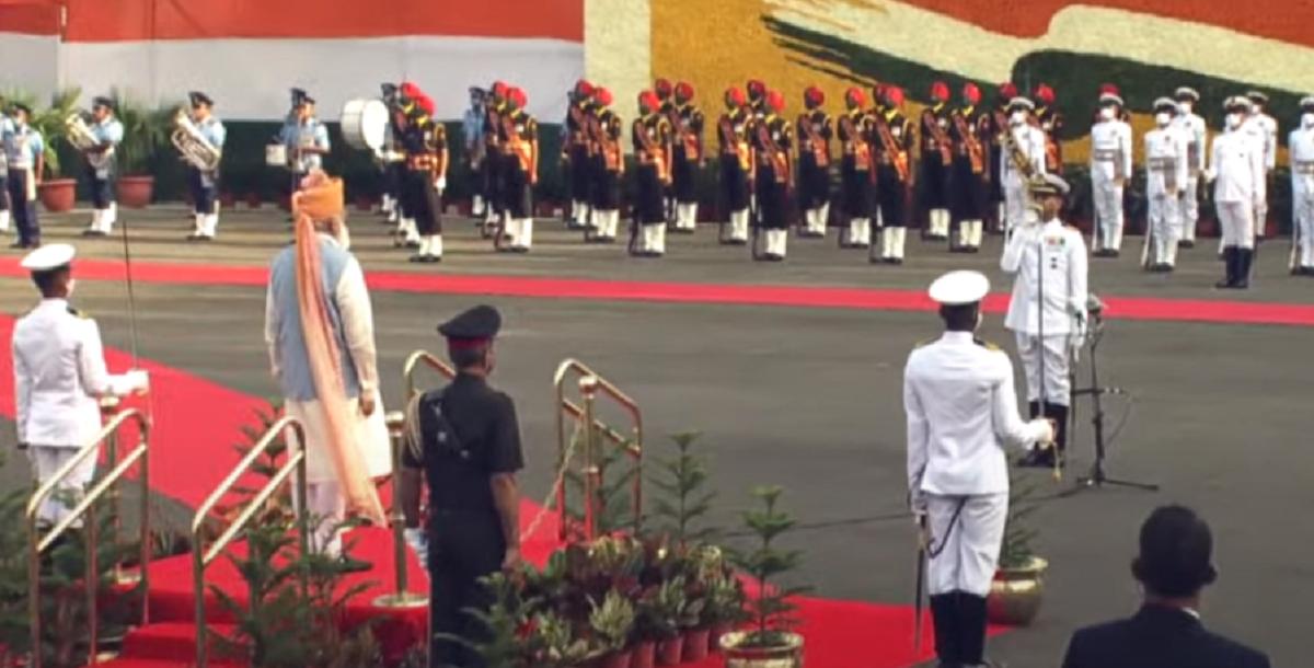 Independence Day LIVE updates: PM Narendra Modi unfurls tricolour, addresses nation 7