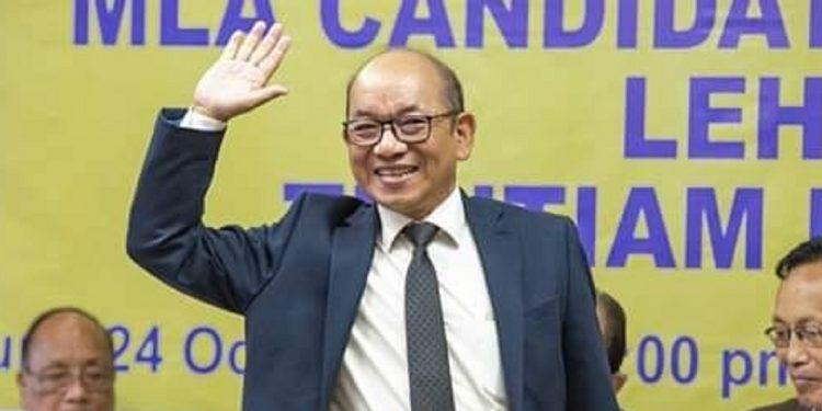 Mizoram: ZPM vice president K Sapdanga takes charge as party's working president 1