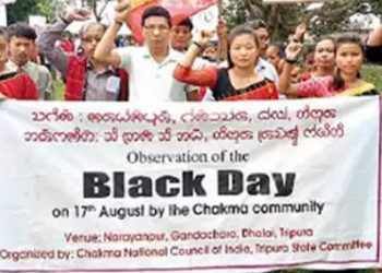 5 Chakma-Hajong bodies 'reject' deportation of community from Arunachal. Full statement here 1