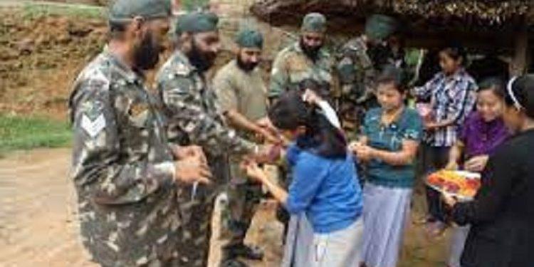 Naga Mothers' Association slams women's groups for tying rakhis on Assam Rifles personnel 1