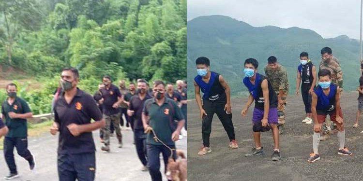Assam Rifles Run