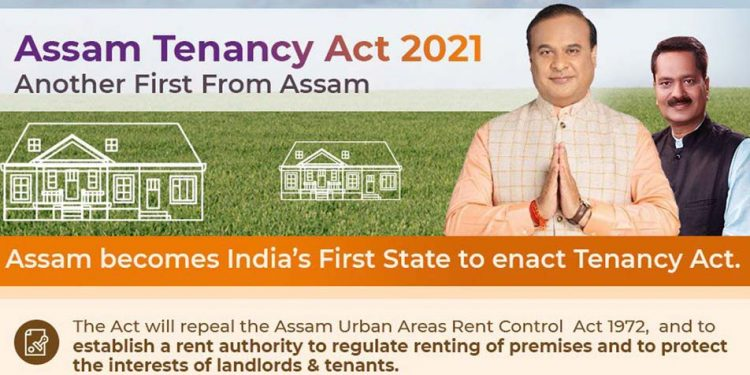 Assam Tenancy Act