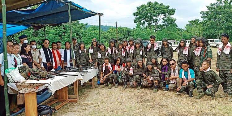 Assam militants KNLA