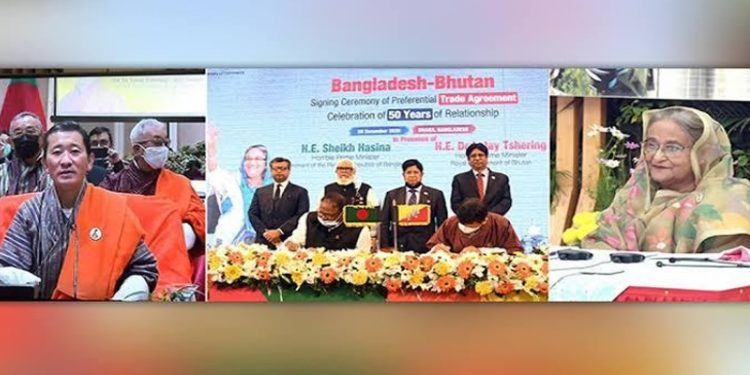 How PTA helps Bhutan and Bangladesh fulfil expectations of their people? 1