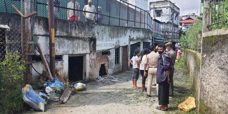 Meghalaya: Woman injured in IED blast at Shillong market, HNLC claims responsibility 1