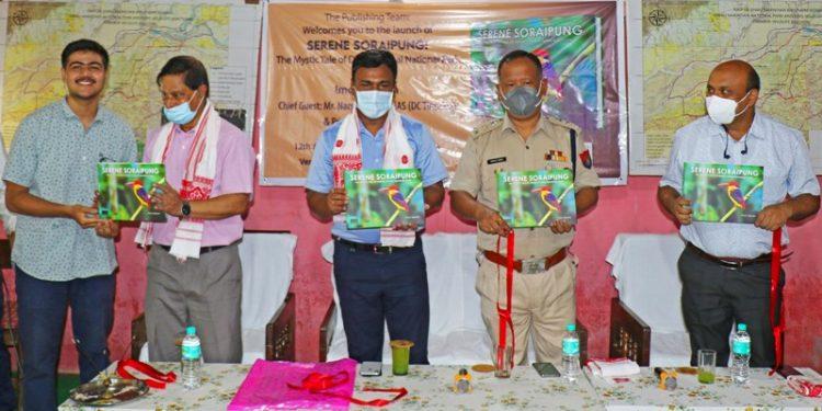 Assam: Book on Dihing Patkai National Park released 1